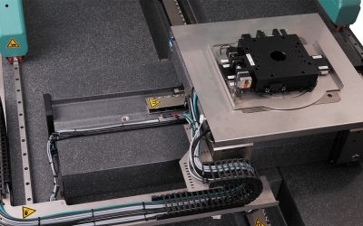 i-CT Multi-Axis Sample Manipulator